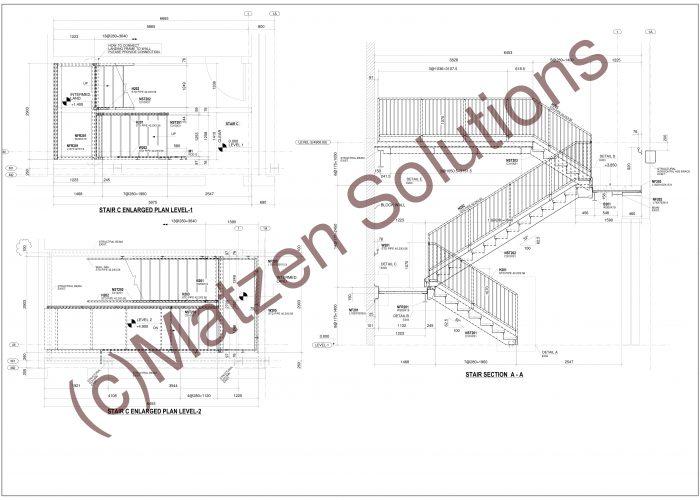 E201 (Stairs) - WM