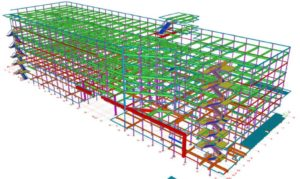 fabrication shop drawing