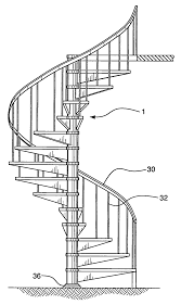steel stair shop drawing