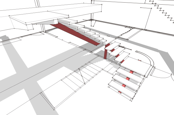 Steel Stair Shop Drawings Services Steel Staircase Detailing