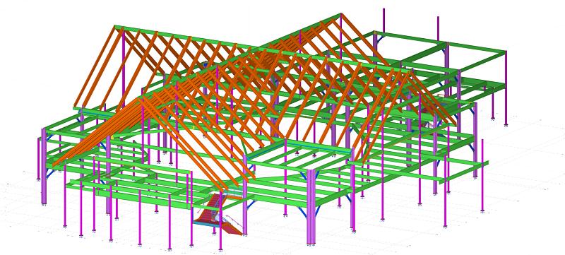 Steel Detailing 4